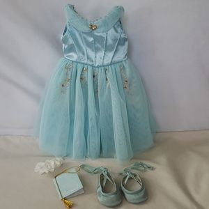 American Girl Doll Ballet Recital Outfit